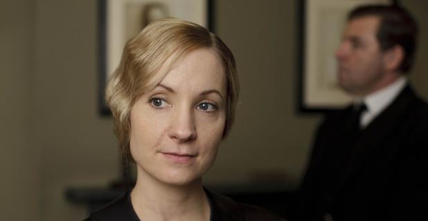 Joanne Froggatt in Downton