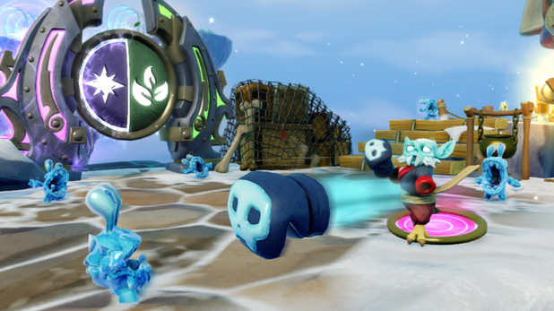 'Skylanders Swap Force' screenshot