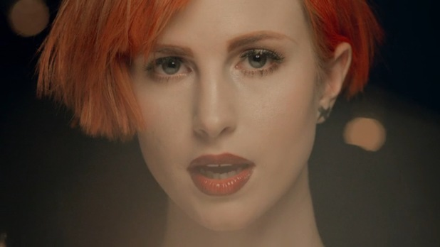 Hayley Williams, Zedd in 'Stay The Night' video