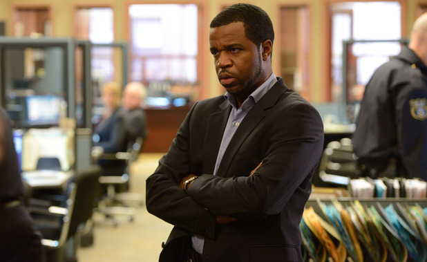 Kevin Hanchard as Detective Art Bell in 'Orphan Black' episode 3