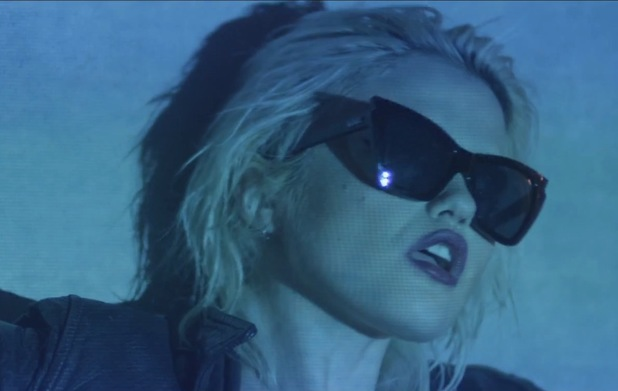 Sky Ferreira in 'You're Not The One' music video