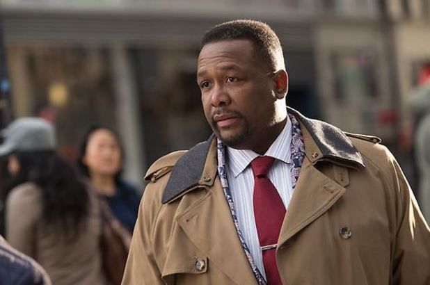 Wendell Pierce in 'The Michael J. Fox Show' season premiere