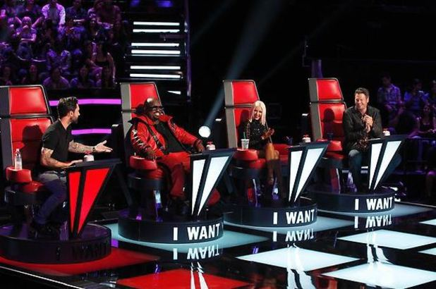 'The Voice' season 5 premiere: Adam Levine, Ceelo Green, Christina Aguilera and Blake Shelton