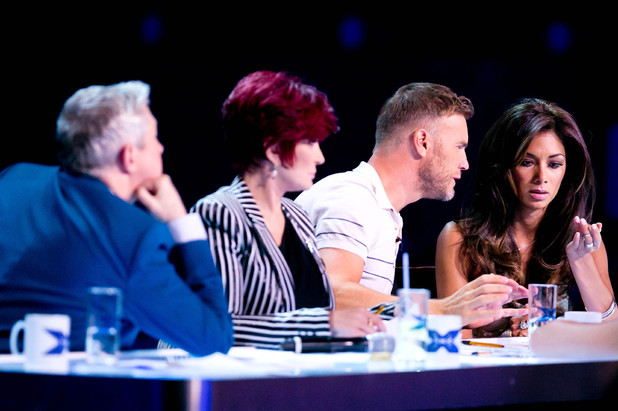'The X Factor' 2013 Boot Camp: The judges