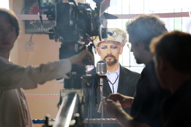 Boy George 'King of Everything' video