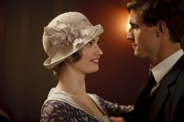 Downton Abbey S4The fourth series, set in 1922, sees the return of our much loved characters in the sumptuous setting of Downton Abbey. As they face new challenges, the Crawley family and the servants who work for them remain inseparably interlinked.