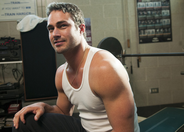 Taylor Kinney appears in 'Chicago Fire'