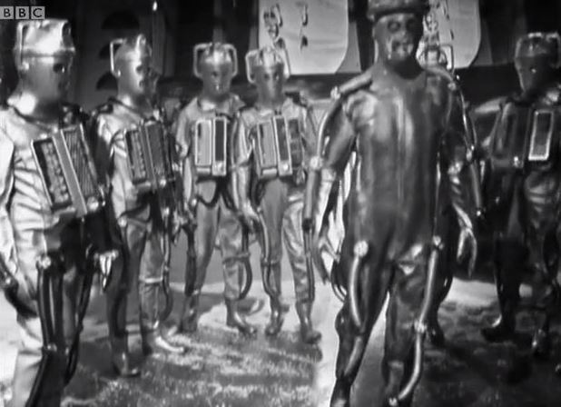 Doctor Who: 'The Tomb of the Cybermen'