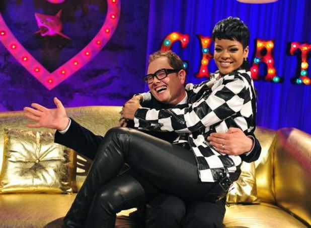 Rihanna on 'Alan Carr: Chatty Man'