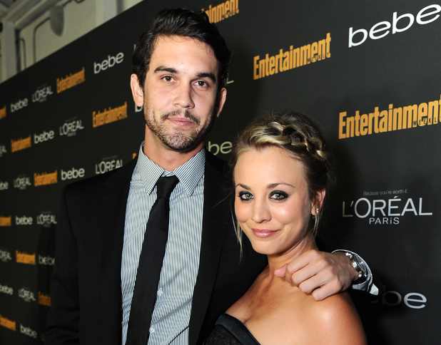 Ryan Sweeting and Kaley Cuoc