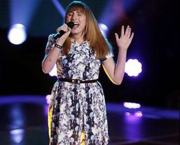 'The Voice' season 5 premiere: Caroline Pennell