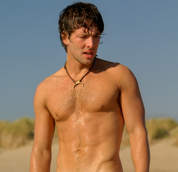 Jack Donnelly in 'Atlantis'