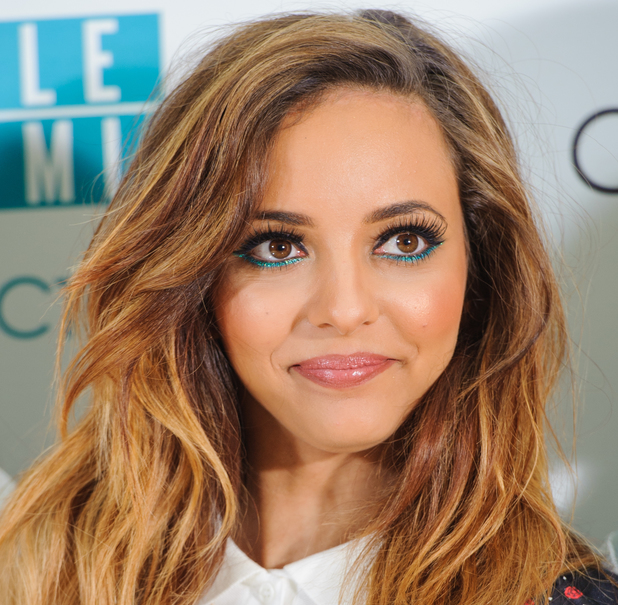 Jade Thirlwall at the launch of Little Mix 'Collection' make up range