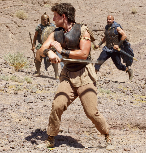 Jack Donnelly fights in 'Atlantis'