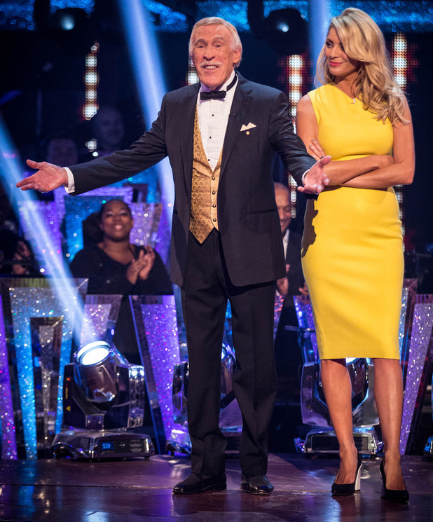 Tess and Bruce kick start the new series of Strictly.