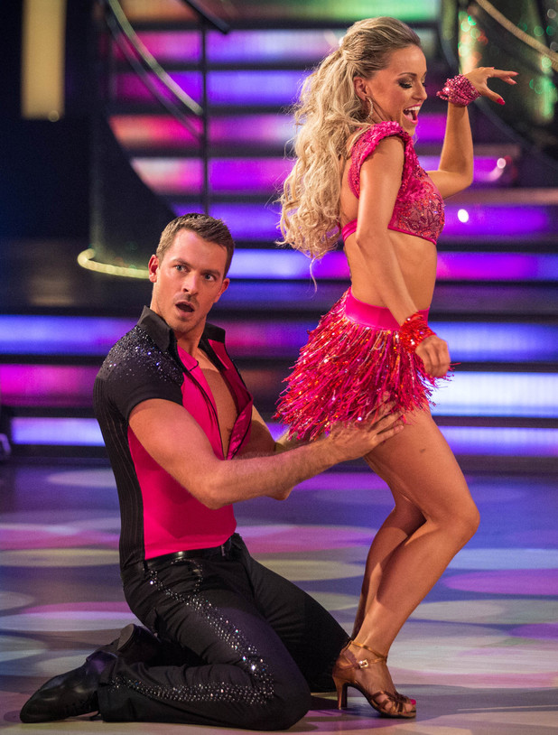Ashley Taylor Dawson and Ola Jordan open the show.