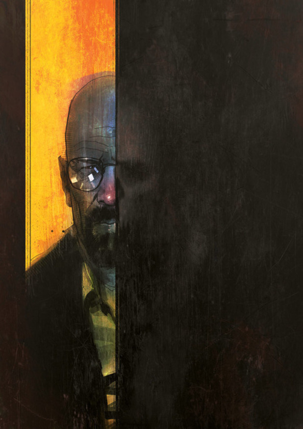 Matt Timson's Walter White