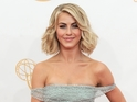 "Julianne Hough admits that she's surprised the story has become a ""big deal""."