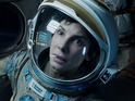 Alfonso Cuarón's space-set drama opened with an 89% 3D share.