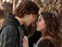 Hailee Steinfeld and Douglas Booth in 'Romeo & Juliet'