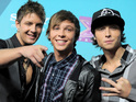 Emblem3 tell DS about their naked band jams, 'fwerking' and celebrity crushes.
