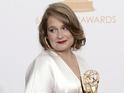 Nurse Jackie's Merritt Wever starstruck, skips Emmys acceptance speech.