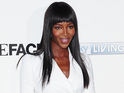 Naomi Campbell admits to being unaware of Harry Styles's star status at the Olympics.