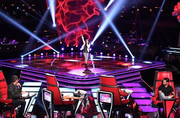 'The Voice' season 5 premiere: Kat Robichaud