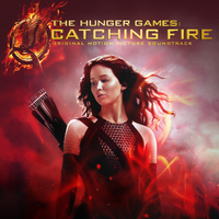 The Hunger Games: Catching Fire soundtrack cover artwork