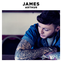 James Arthur album artwork