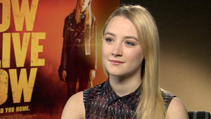 Saoirse Ronan and Kevin MacDonald 'How I Live Now' interview