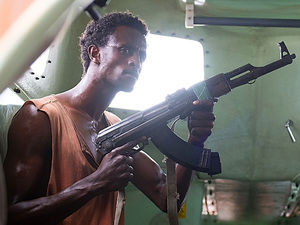 Barkhad Abdirahman in 'Captain Phillips'