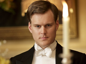 Andrew Alexander as Sir John Bullock in 'Downton Abbey' episode 3