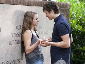 Morgan Saylor and Sam Underwood in 'Homeland' Season 3 premiere 'Tin Man Is Down'