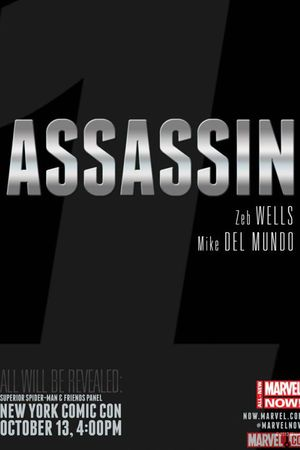 Marvel's 'Assassin' NYCC teaser
