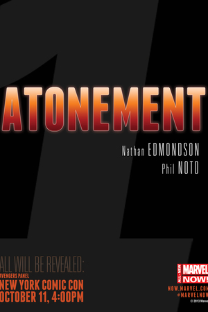 Marvel's 'Atonement' NYCC teaser