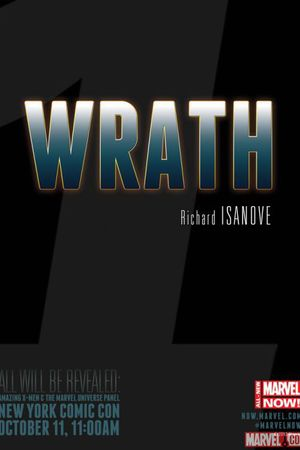 Marvel's 'Wrath' NYCC teaser