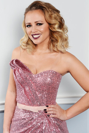 Kimberley Walsh attends Variety The Children's Charity Dinner at The Dorchester on September 28, 2013 in London, England.
