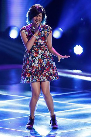 The Voice - blind auditions episode 3: Juhi Pathak
