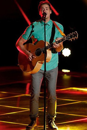 The Voice - blind auditions episode 3: Ray Boudreaux