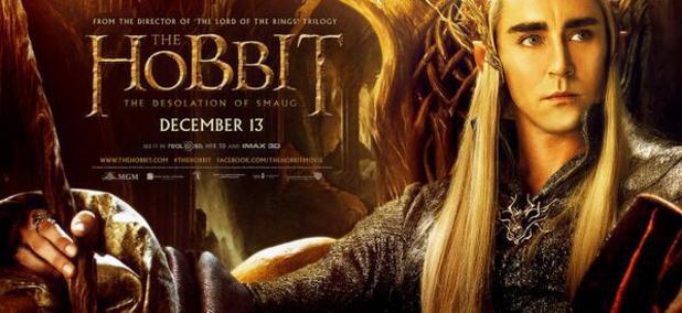 Lee Pace as Thranduil in 'The Hobbit: The Desolation of Smaug'