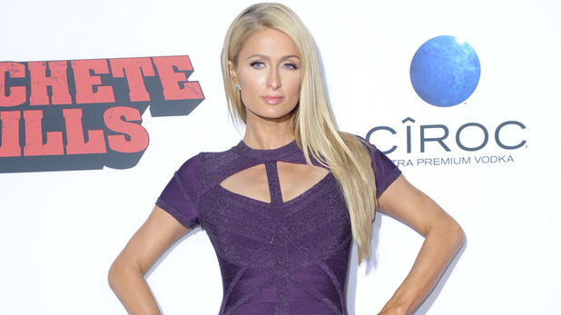 Paris Hilton 'Machete Kills' film premiere, Los Angeles, America - 02 Oct 2013