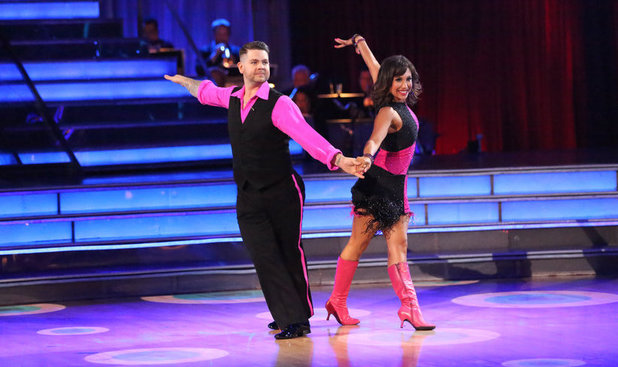 Dancing With The Stars (Fall 2013) episode 3: Jack Osbourne & Cheryl Burke