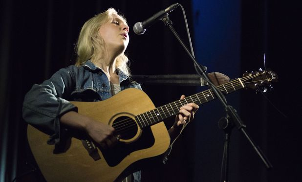 Laura Marling in concert at York Hall, London