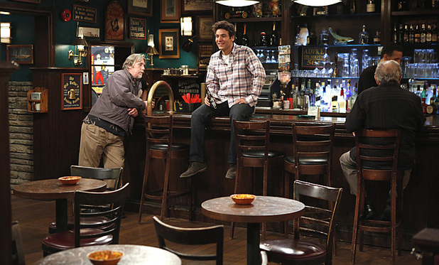 Josh Radnor as Ted in How I Met Your Mother: 'Last Time In New York'