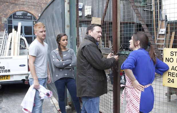 Anna clashes with Owen over the Phelan situation