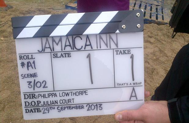 'Jamaica Inn' - BBC One's new drama has started shooting.