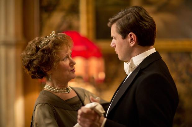 Duchess of Yeovil and Tom Branson