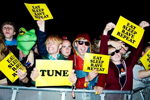 Fatboy Slim: Eat Sleep Rave Repeat