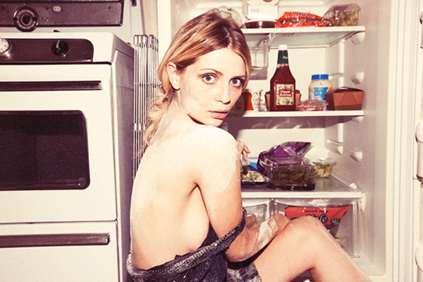 Mischa Barton for Tyler Shields' 'Dirty Side Of Glamour'